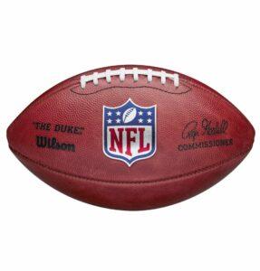 Ballon de Football Américain Wilson Officiel NFL DUKE New