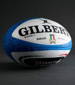 Ballon Officiel de match Sirius GILBERT équipe d'Italie