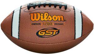 Ballon de Football Américain Wilson GST Composite 1780