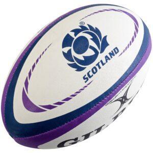 Ballon Rugby Gilbert Ecosse