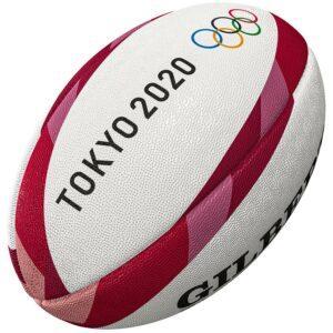 Ballon Gilbert Officiel Réplica des Jeux Olympiques de Tokyo