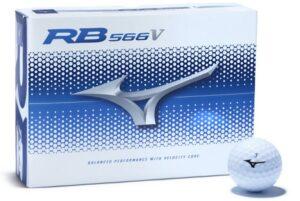 Boite de12 Balles de Golf Mizuno RB566V