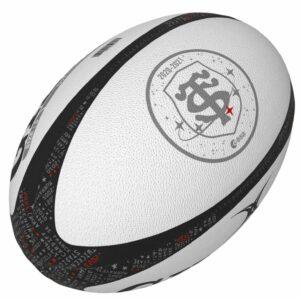 Ballon Rugby Gilbert du Stade Toulousain Champion d'Europe 2021