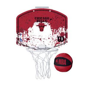 Mini panier de Basket Wilson NBA des Chicago BULLS