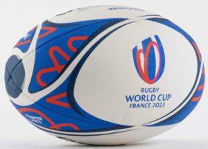 Ballon coupe du monde rugby 2023