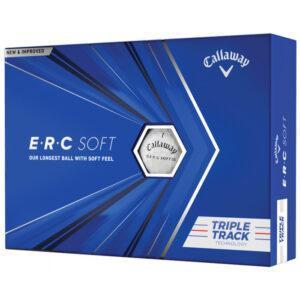 Boite de 12 Balles de Golf Callaway ERC  Soft Triple Track